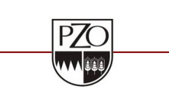 PZO Pflanzenzucht Oberlimpurg - Logo